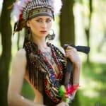 """Фото проект """"Индейцы"""""""